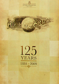 125 Years All tge World Anniversary Edition