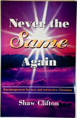 Never the Same Again (paperback)