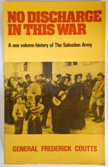 No Discharge in This War (paperback)