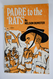 Padre to the Rats - Arthur McIlveen (paperback)
