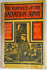 The Romance of the Salvation Army (Paperback)