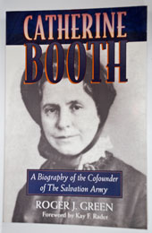 Catherine Booth - Co-founder of the S.A