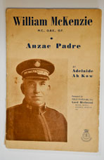 William McKenzie - Anzac Padre
