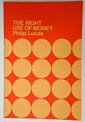 The Right Use of Money (Booklet)