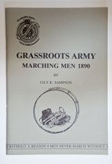 Grassroots Army - Marching Men 1890