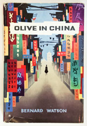 Olive in China (Olive Chester)