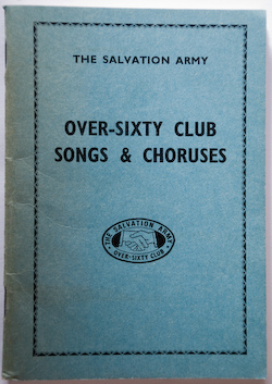 Over-Sixty Club Songs and Choruses