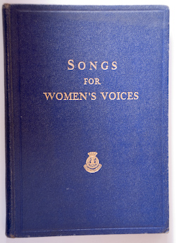 Songs for Women's Voices