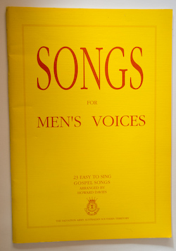 Songs for Men's Voices