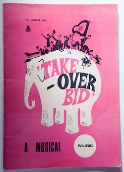 Take-over Bid (Music, Lyrics & Script)