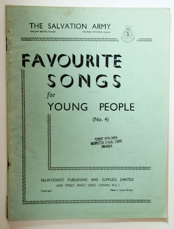Favourite Songs for Young People - No. 4