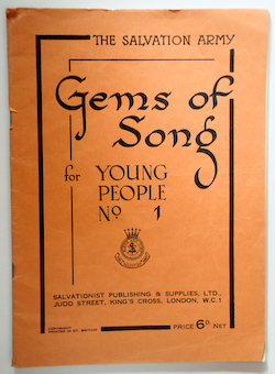 Gems of Song for Young People - Pt. 1