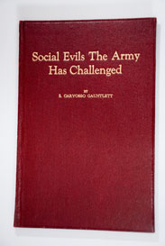 Social Evils the Army Has Challenged