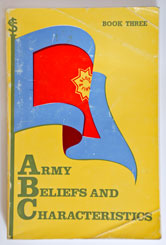 Army Beliefs and Characterists (Vols 1 & 2)