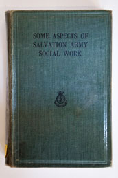 Some Aspects of Salvation Army Social Work