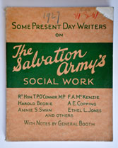 Some Present Day Writers of S.A.Social Work