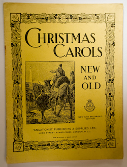Christmas Carols Old and New (Words & Music)