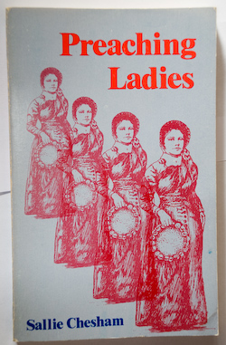 Preaching Ladies - Early day SA Officers in USA (paperback)