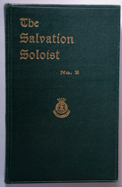 Salvation Soloist - No. 2