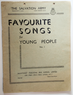 Favourite Songs for Young People - No. 3