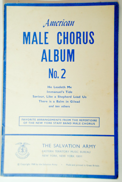 American Male Chorus Album No. 2