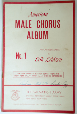 American Male Chorus Album No. 1
