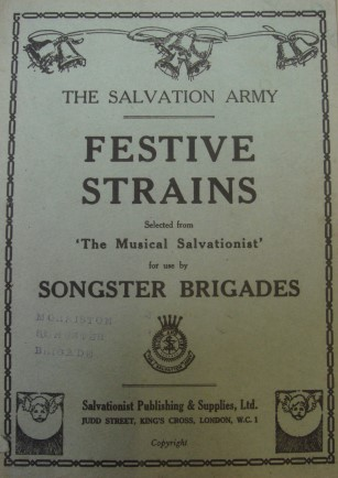 Festive Strains for Songsters