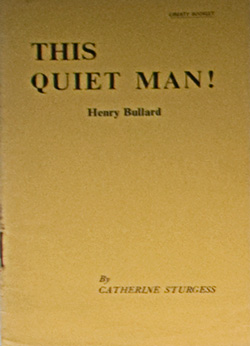 This Quiet Man (Henry Bullard)